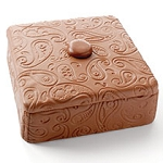 Filled Chocolate Art Boxes