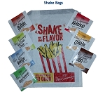 B2B Gourmet Fries Seasoning Packets & Shake Bags - For the TRADE ONLY
