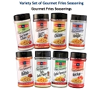 Gourmet Fries Seasoning Variety Set - For CONSUMERS ONLY